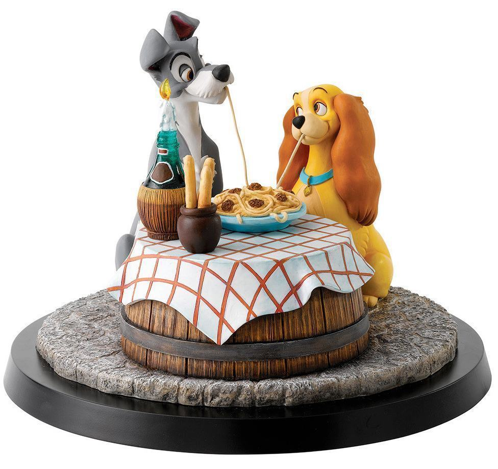 Estatua-Diorama-A-Dama-e-o-Vagabundo-Lady-and-the-Tramp-A-Moment-in-Time-02