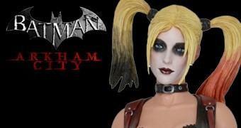 Harley Quinn Action Figure 1:4 Batman: Arkham City