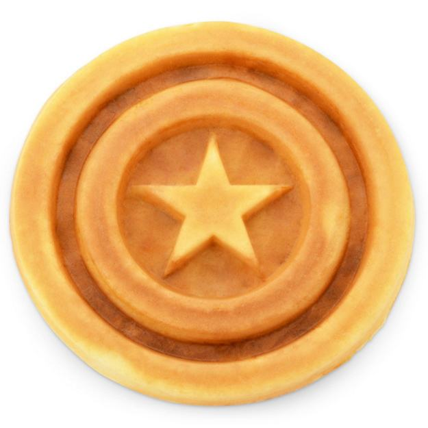 Maquina-de-Waffles-Captain-America-Shield-Waffle-Maker-Marvel-02