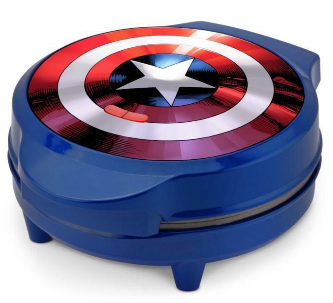 Maquina-de-Waffles-Captain-America-Shield-Waffle-Maker-Marvel-03