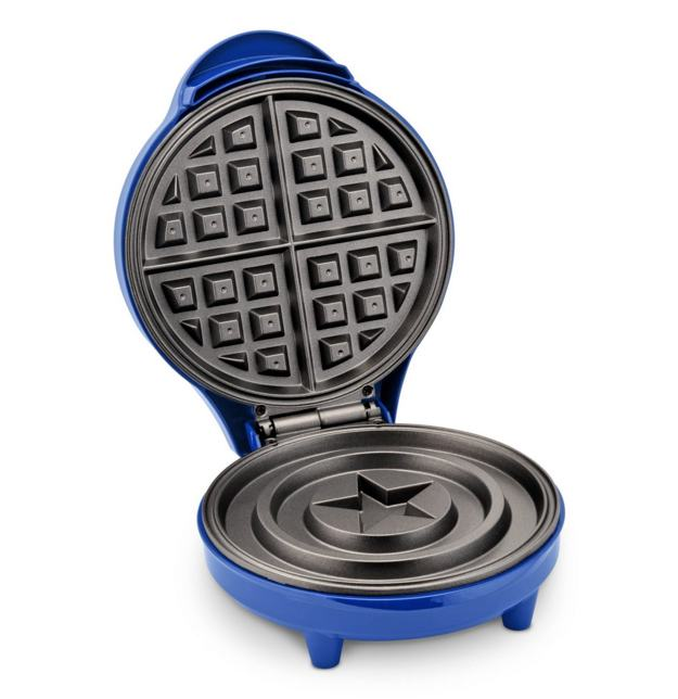 Maquina-de-Waffles-Captain-America-Shield-Waffle-Maker-Marvel-05