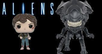 Alien Day: Bonecos Funko Pop! Ellen Ripley e Rainha Alien