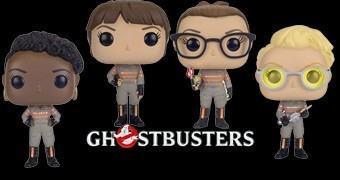 Bonecas Pop! As Caça-Fantasmas (Ghostbusters 2016)