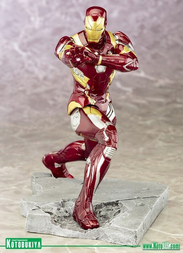 Captain-America-Civil-War-ArtFX-Statue-Iron-Man-Mark-XLVI-01