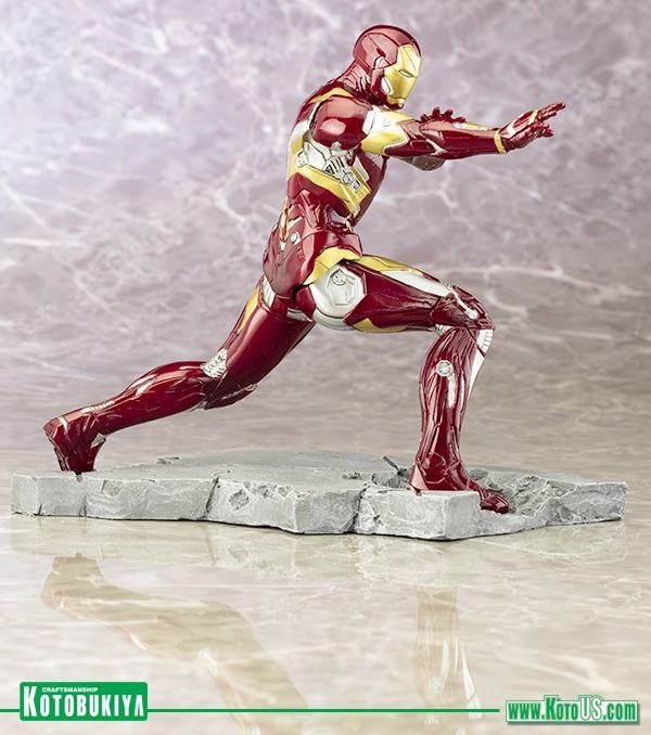 Captain-America-Civil-War-ArtFX-Statue-Iron-Man-Mark-XLVI-04