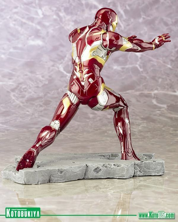 Captain-America-Civil-War-ArtFX-Statue-Iron-Man-Mark-XLVI-05