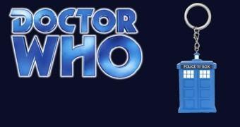 Chaveiro Funko Pocket Pop! Doctor Who TARDIS