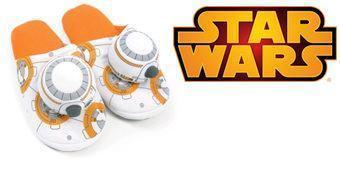 Chinelos Star Wars BB-8 Slippers!