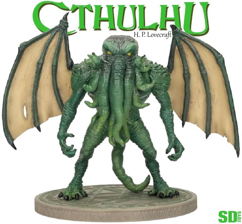 Cthulhu-7inch-Figure-SD-Toys-01