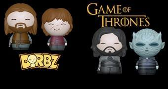 Game of Thrones Dorbz – Bonequinhos de Vinil Funko