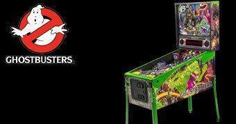 Ghostbusters Pinball – Máquina de Pinball dos Caça-Fantasmas!