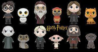 Harry Potter Mystery Minis – Mini-Figuras Funko Blind-Box