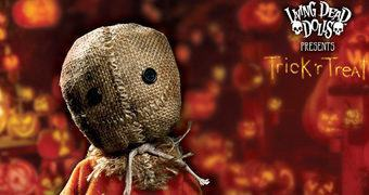 Living Dead Dolls Apresenta: Sam Trick 'R Treat (Contos do Dia das Bruxas)
