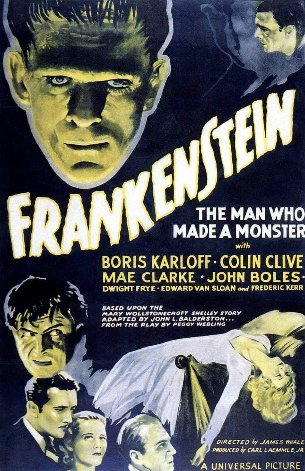 Universal-Monsters-Frankenstein-Poster-11