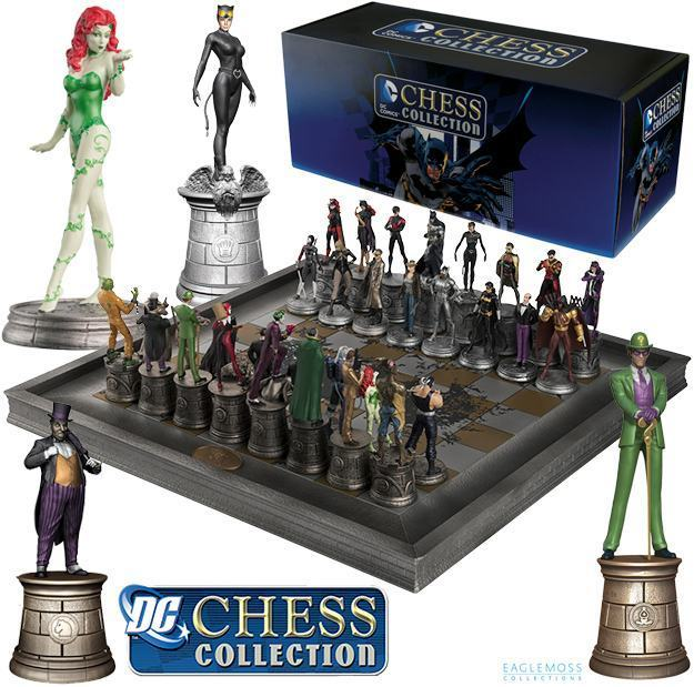 Xadrez-Eaglemoss-DC-Comics-Complete-Batman-Chess-Set-01