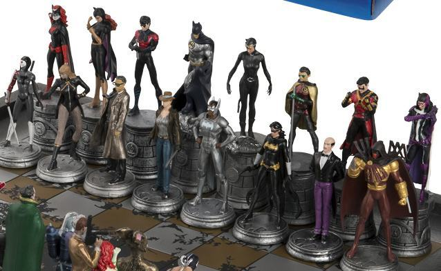 Xadrez-Eaglemoss-DC-Comics-Complete-Batman-Chess-Set-02