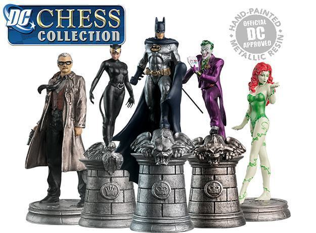 Xadrez-Eaglemoss-DC-Comics-Complete-Batman-Chess-Set-06