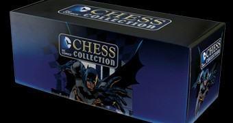 Xadrez DC Comics Batman (Eaglemoss)