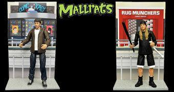 Action Figures do Filme Barrados no Shopping (Mallrats) de Kevin Smith