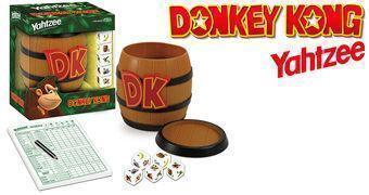 Jogo de Dados Donkey Kong Yahtzee