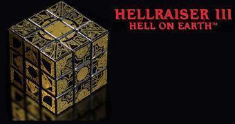 Quebra-Cabeça Cubo Configuração do Lamento – Hellraiser III Inferno na Terra