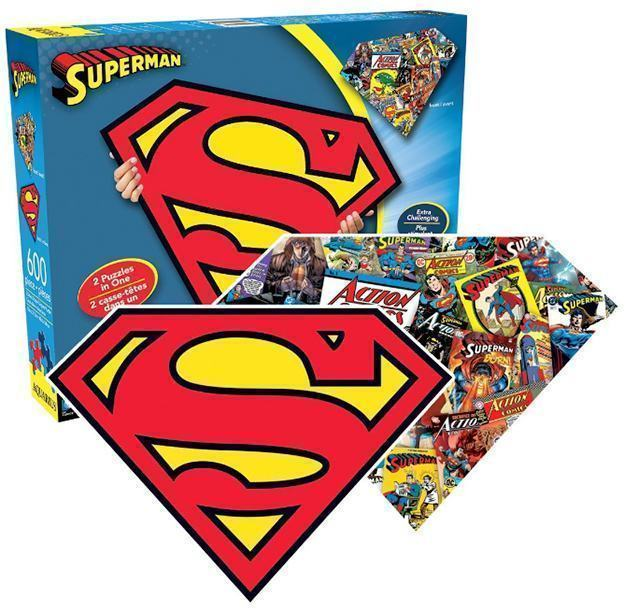 Quebra-Cabeca-Superman-Logo-2-Sided-Shaped-Puzzle-01