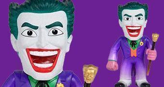 Classic Joker Hikari Sofubi – Boneco Funko do Coringa em Estilo Japonês
