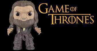 Mag the Mighty Pop! – Boneco do Gigante Mag o Poderoso de Game of Thrones