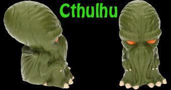 Brinquedo Anti-Stress Cthulhu de H.P. Lovecraft