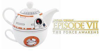 Bule de Chá Star Wars: BB-8 Teapot