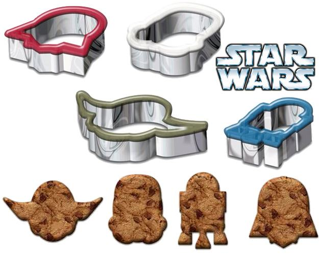 Cortadores-de-Cookies-Star-Wars-Cookie-Cutter-4-Pack-Set-01