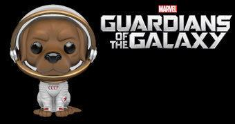 Cosmo Spacedog Pop! Marvel, o Cão Cosmonauta Soviético