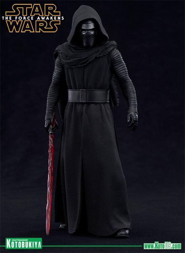 Estatua-Kylo-Ren-ArtFX-Star-Wars-VII-Statue-01