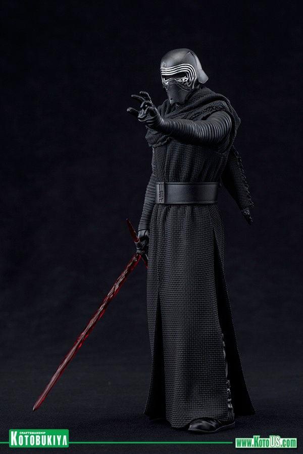 Estatua-Kylo-Ren-ArtFX-Star-Wars-VII-Statue-02