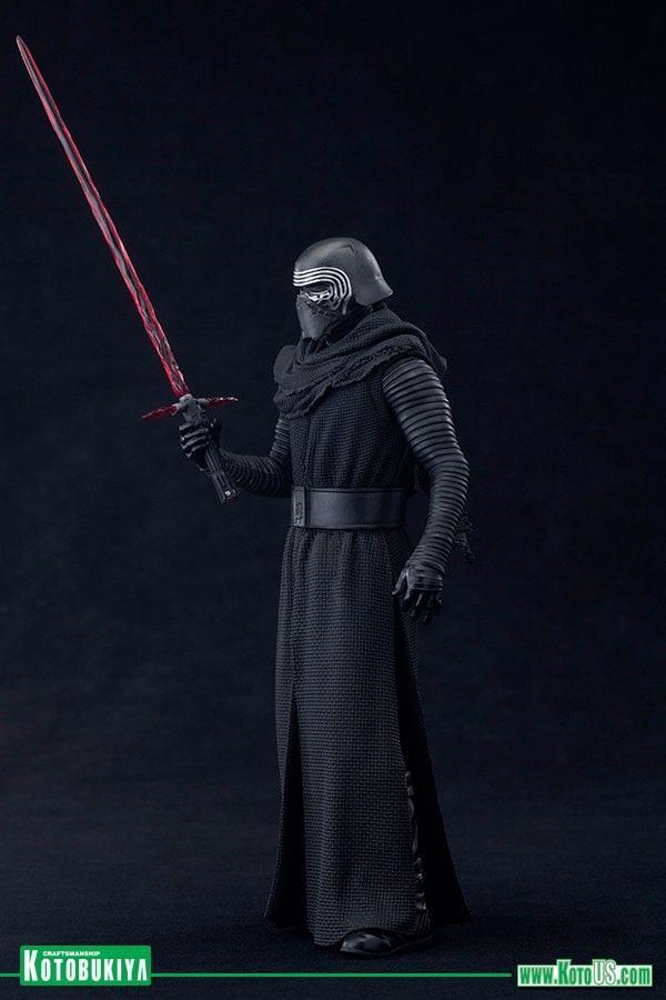Estatua-Kylo-Ren-ArtFX-Star-Wars-VII-Statue-04
