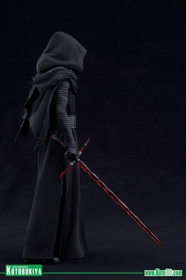Estatua-Kylo-Ren-ArtFX-Star-Wars-VII-Statue-07