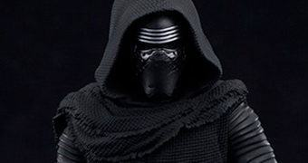 Estátua Kylo Ren ArtFX+ Star Wars VII: The Force Awakens (Kotobukiya)
