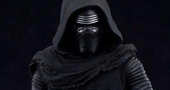 Estátua Kylo Ren ArtFX+ Star Wars VII: The Force Awakens (Kotobukiya)