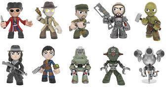 Fallout 4 Mystery Minis – Mini-Figuras Funko Blind-Box