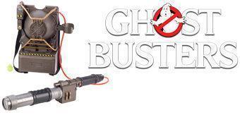 Proton Pack com Projetor Eletrônico das Caça-Fantasmas (Ghostbusters 2016)