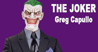 Joker Endgame por Greg Capullo – Action Figure DC Collectibles do Coringa