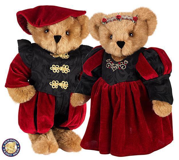 Romeo-e-Juliet-Teddy-Bears-Ursos-de-Pelucia-Dia-dos-Namorados-01