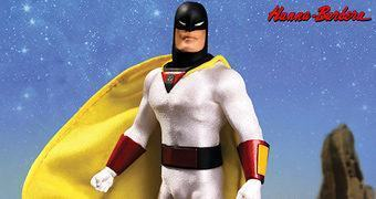Space Ghost e Blip (Hanna-Barbera ) Action Figures Mezco One:12 Collective
