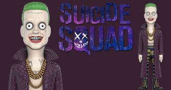 Joker Vinyl Idolz – Boneco de Vinil do Coringa de Jared Leto (Esquadrão Suicida)
