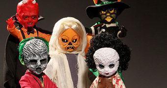 Living Dead Dolls Série 32: Halloweens do Passado!