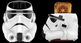 Torradeira Star Wars Stormtrooper