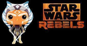 Boneca Funko Pop! Star Wars Rebels: Ahsoka Tano