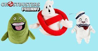 Bonecos de Pelúcia Ghostbusters Phunny da Kidrobot