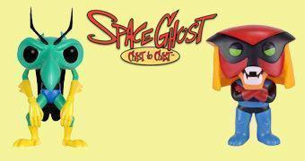 Bonecos Pop! Space Ghost Coast to Coast: Zorak e Brak (Hanna-Barbera)