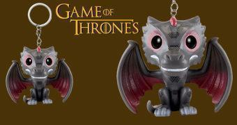 Chaveiro Funko Pocket Pop! Game of Thrones: Drogon